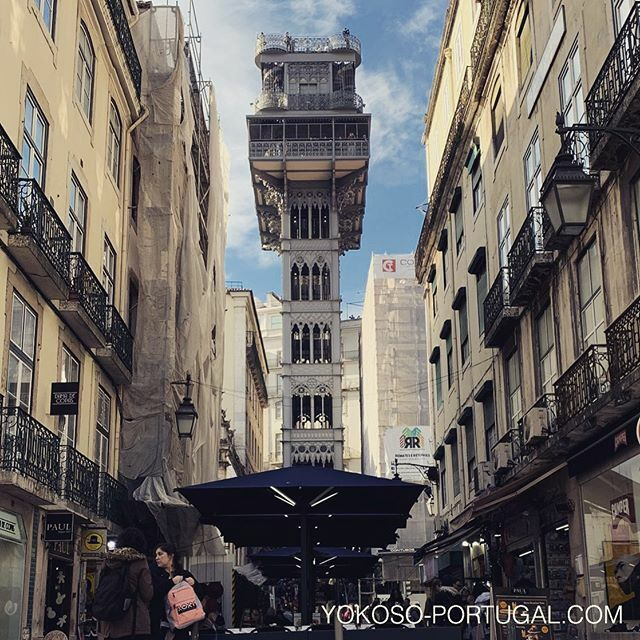 test ツイッターメディア - 1902年に完成した、リスボンのバイシャ地区とシアード地区を結ぶ、サンタ・ジュスタエレベーター。 #リスボン #ポルトガル https://t.co/ePtSKVtNNN
