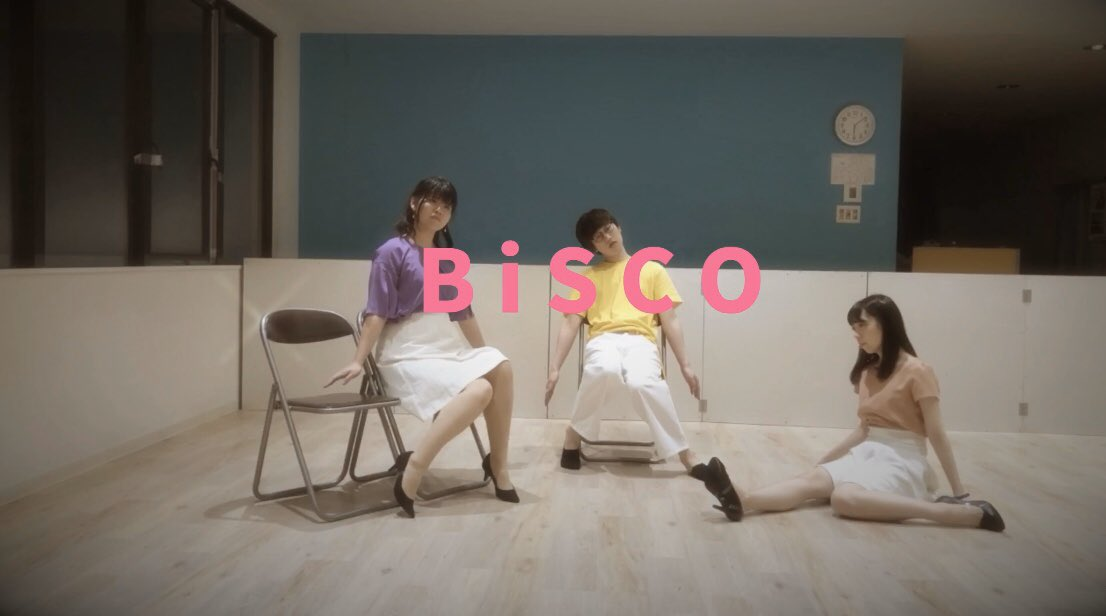 【踊ってみた】Magic of Love/Perfume【BiSCO】