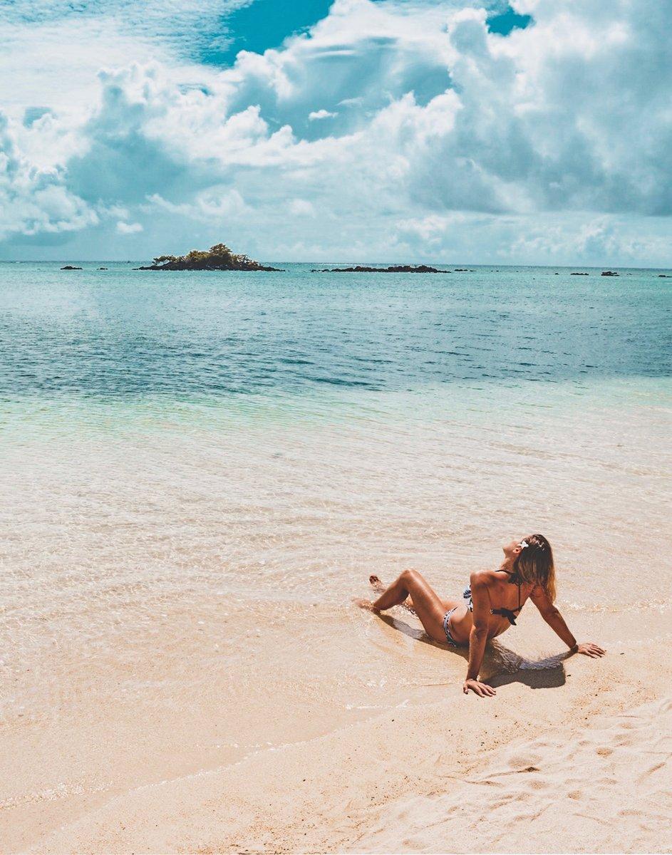 Planen för dagen: njuta av solen ☀️ #ClubMedLaPointeAuxCannoniers https://t.co/Hf8rCdEzDI