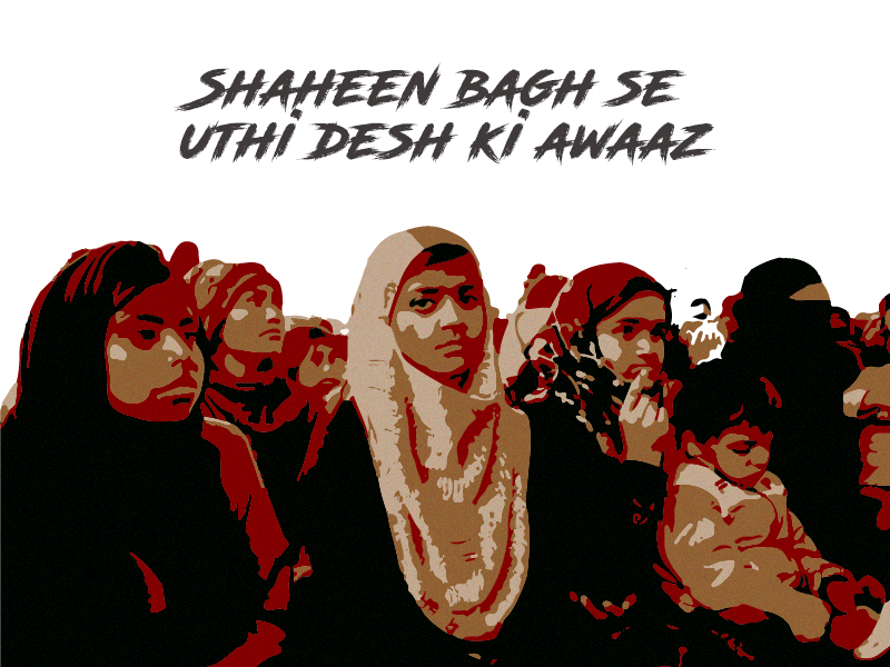 #हर_शहर_शाहीन_बाग #ShaheenBaghProtests #ShaheenBaghStandOff #ShaheenBaghProtest #ShaheenBagh