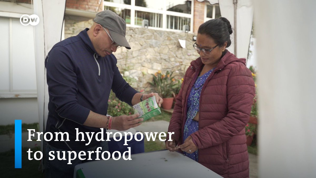 Here's how a woman in a village in #Nepal went from struggling mother to successful entrepreneur — thanks to #hydropower.