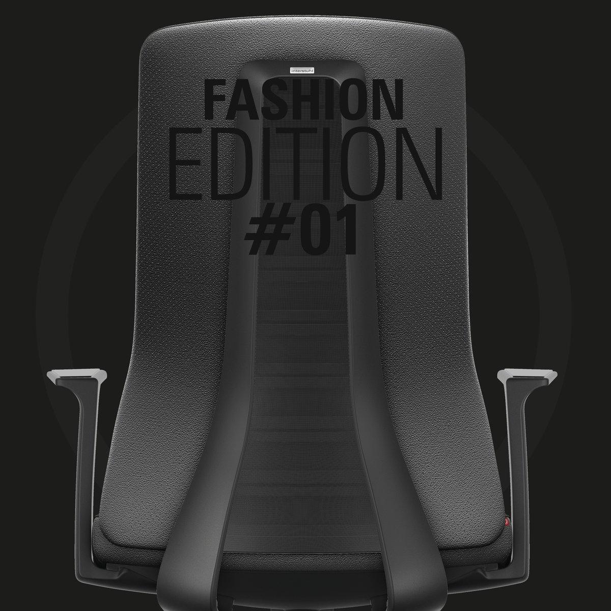 PURE FASHION Edition 01 Black| Black  Mehr Style für dein HOMEOFFICE.  Durch ausgewählte Kombinationen von Bezugsstoffen und Nappaleder wurden 12 individuelle PURE FASHION Editions designt.  Erfahre mehr auf http://shop.interstuhl.com  #Interstuhl #design #ergonomisch #allblackpic.twitter.com/3n4O0IzJHI