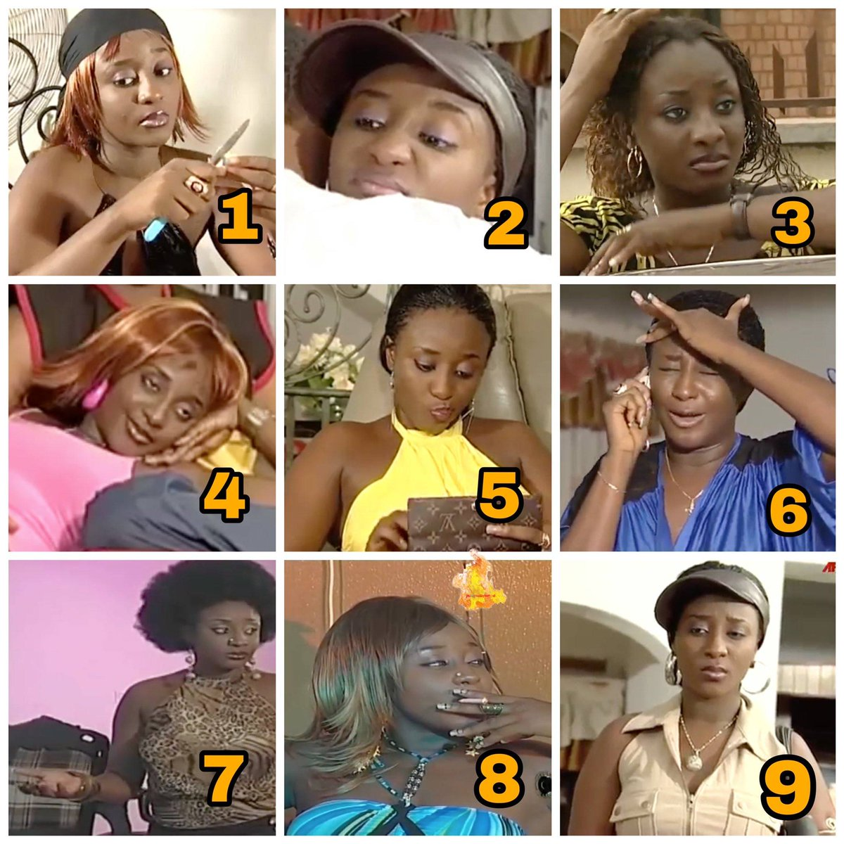 Which Ini Edo summarizes your mood so far this year? @iniedo  #cinemashed #iniedo #nollywood #nollywoodactress #nollylarious #nollywoodmovies #nigerianmovies #nigerianfilms #naijafilmcritic #moviecritic #moviereviewpic.twitter.com/DsXWatTaWk