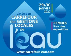 Xylem animera une conférence lors de la prochaine édition du @CarrefourEau, à Rennes Parc-Expo le 30 janvier prochain ! Au programme : discussion sur ...