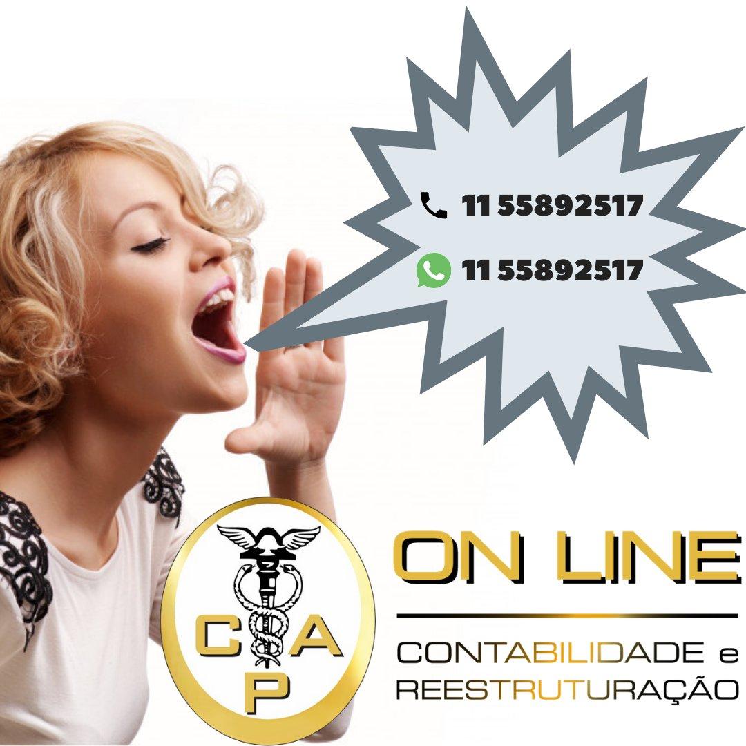 Atenção para nosso número de telefone Whatsapp 1155892517 #contabilidade #contabilidadeporamor #empresaspic.twitter.com/o9eWm4ApPP