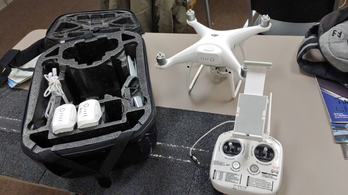 Preparing to add a new drone to our existing fleet! #Drones #Inspection #Roofing #DallasRoofingContractor #YourDallasRoofer #TrustTheExperts #AspenmarkRoofingpic.twitter.com/W9c8gwXmEt