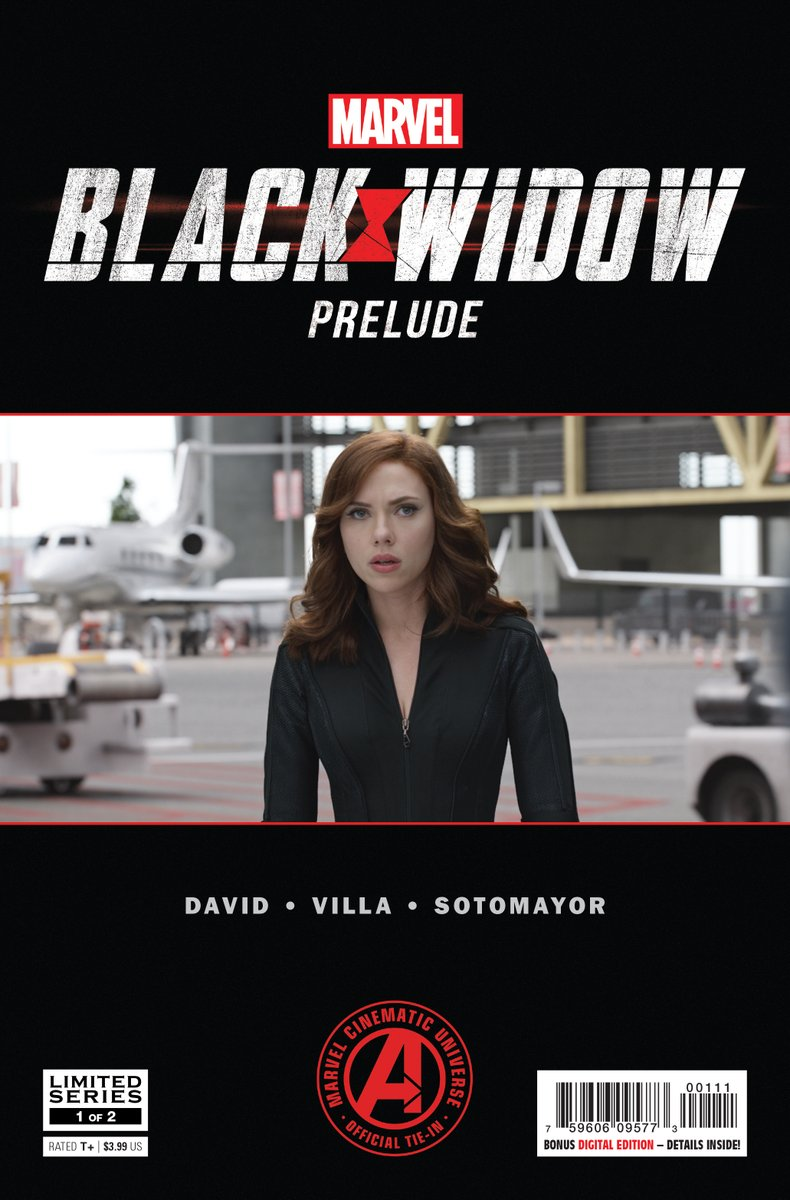 How did Natasha Romanoff become the Black Widow? Get ready for Marvel Studios #BlackWidow with Marvels Black Widow Prelude #1: bit.ly/2QTFVwZ