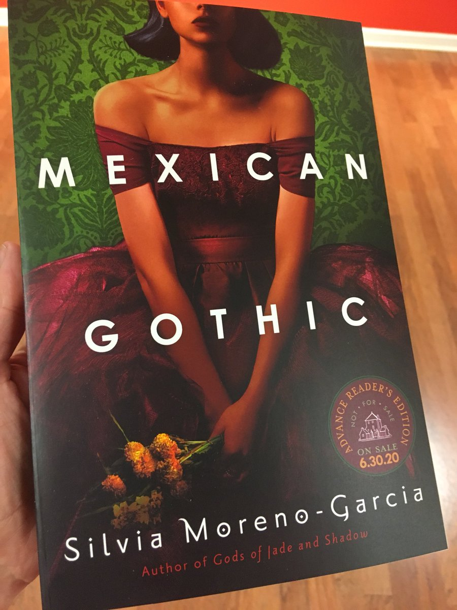 This just arrived, making today an EXCELLENT #bookmail day. #Latinxauthor