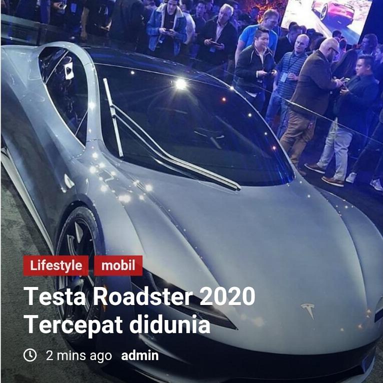 Testa Roadster 2020 Tercepat didunia    #mitsubishi #mitsubishiindonesia #wulingcar #wulingmotors #bmwindonesia #bmw #suzukiindonesia #car #hondaindonesia #nissanindonesia #nissan #mercedes #mercedesbenz #mitsubishieclipse #mitsubishixpander i