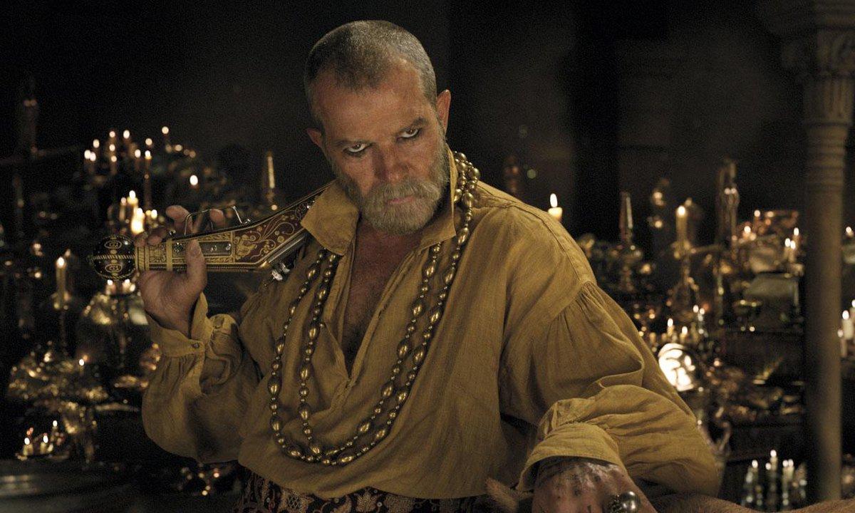 .@antoniobanderas  interpreta al rey de los piratas en 'Las aventuras del Doctor Dolittle' https://t.co/RuI53dyy0c https://t.co/xaLqLw7ZSS