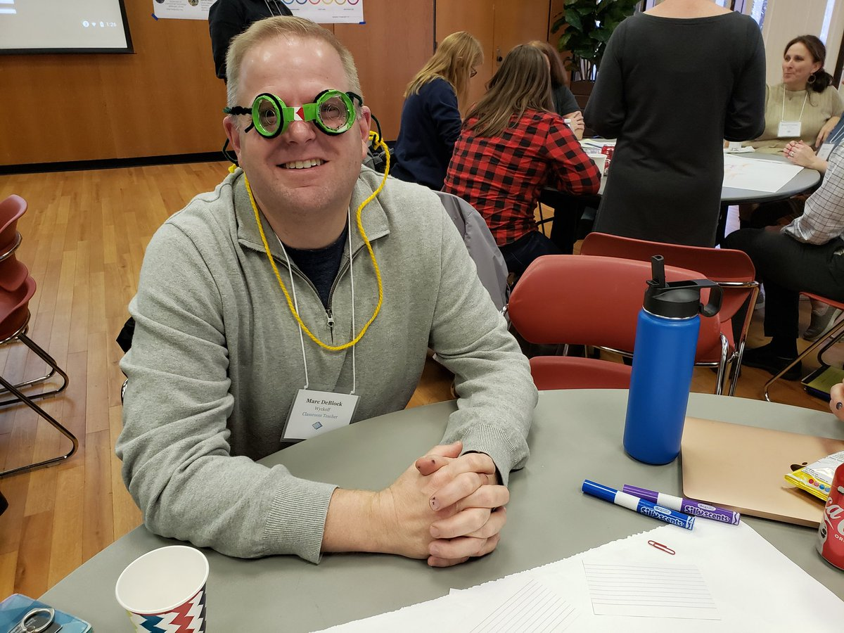 Another satisfied customer of our totally trending camera glasses #njecc2020 design thinking <br>http://pic.twitter.com/GyHsm80i3d