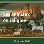 ➡️🎓Les animaux en religion - Journée d'étude pluridisciplinaire à Strasbourg le 🗓️30 janvier 2020  @unistra  @CNRS_Alsace Programme ici: https://t.co/NyvLJyw5RY