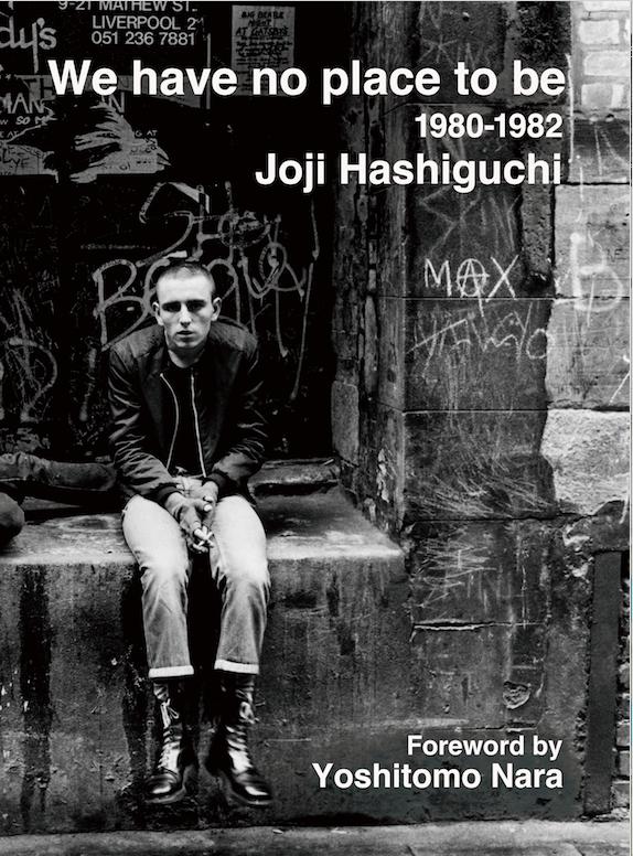 """Joji Hashiguchi, """"We have no place to be 1980-1982"""" will be published in Feb.  橋口譲二さんの『俺たち、どこにもいられない、1980−1982』が2月中旬に出版されます。30点以上の未発表の写真を含め、奈良美智さんの序文と、小林美香さんの解説文が入った本書をどうかよろしくお願いします。"""
