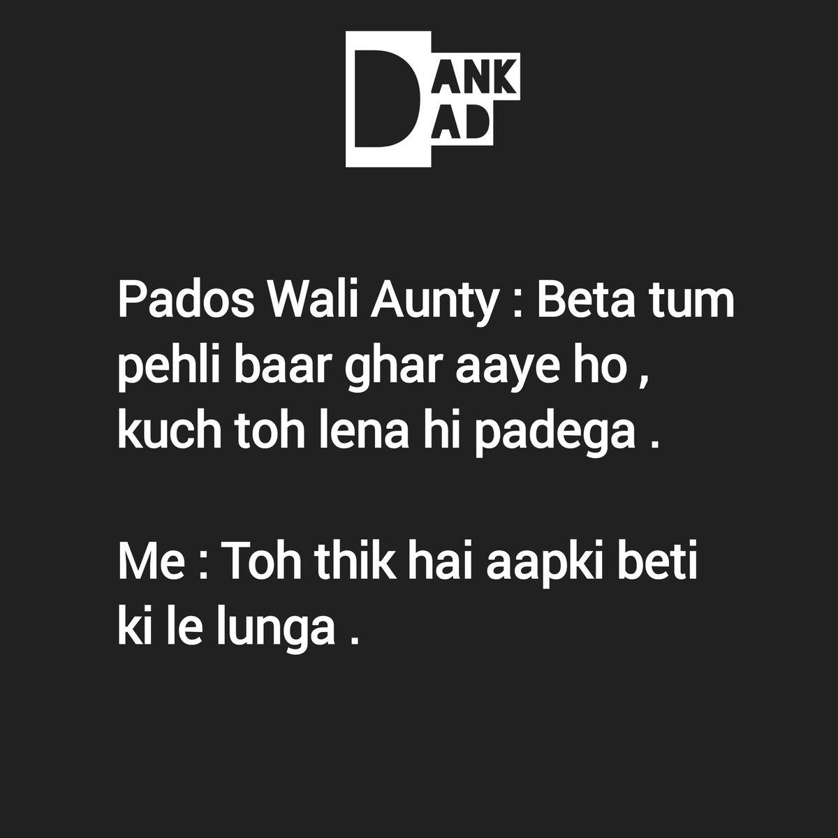 Follow @_dank_dad_ for more ....#fun #jokeoftheday #laugh  #dankjokes #nonvegjokes #follow #funny #jokes #sarcasm #FF #likes #comedyindia #backchodi #sacredmemes #bollywoodpic.twitter.com/z1dqyJAb2E