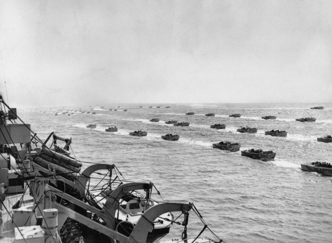 The Higgins Boat – The Amazing Story of the Little Landing Craft that Changed History militaryhistorynow.com/2019/06/02/the…