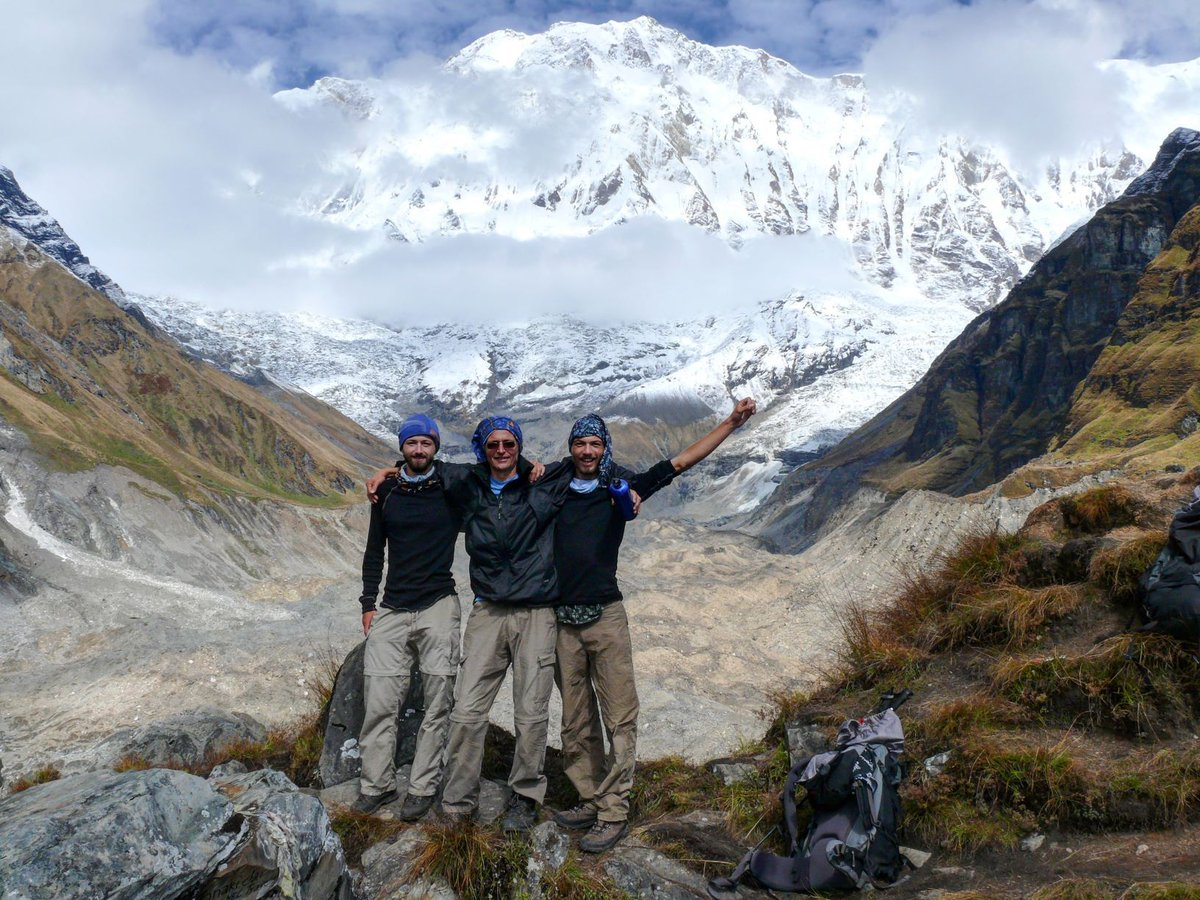 Why Hike the Annapurna Circuit in Nepal? Read on & we hope you'll agree that this trek is still one of the best in the world!https://buff.ly/30aAP2E #hiking #walking #trekking #mountains #annapurna #nepal #treknepal #hikingnepal #guidedtrek #montblanctreks