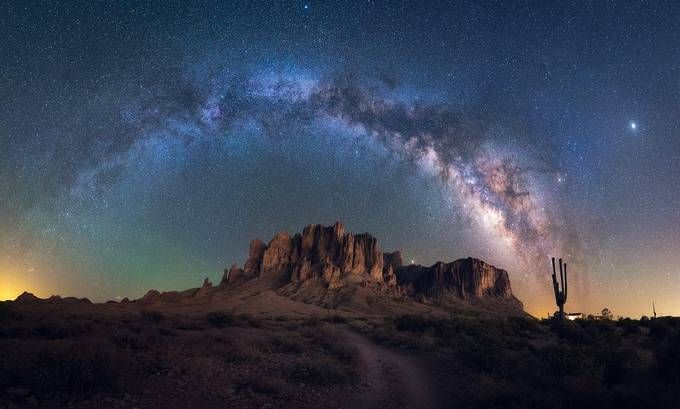 🌘⭐️The Night Sky And The Stars Photo Contest Winners: https://buff.ly/2ZVYpQk