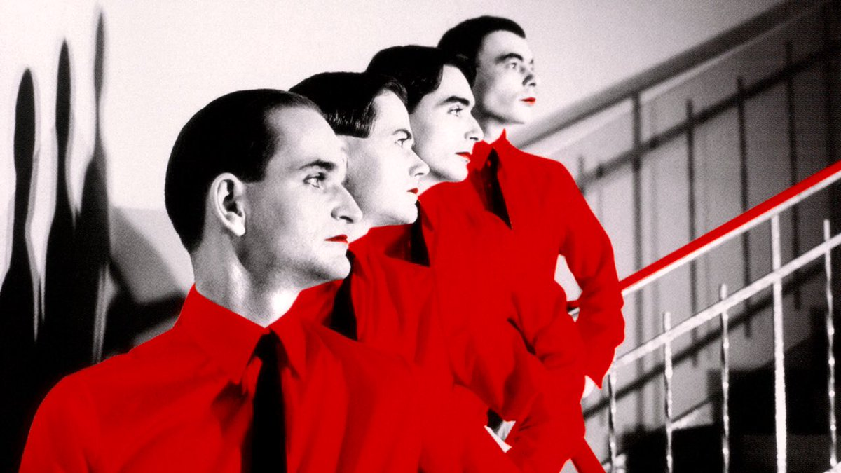 #Kraftwerk have been snubbed by the #rockandrollhalloffame for years. Change this.  As happy as I am that two of my all-time favorites have been inducted today - #DepecheMode & #NineInchNails, it's a travesty that one of their main influences never has been.  It makes no sense.