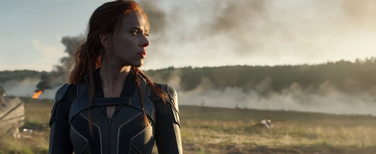 The Official Black Widow Synopsis Revealed