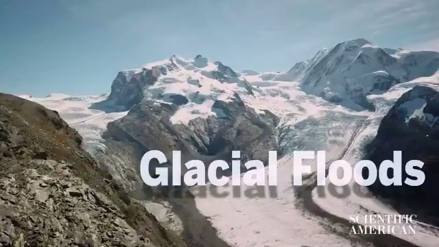 As the climate changes and glaciers melt, a lesser-known threat lurks in alpine areas: glacial lake outburst floods.