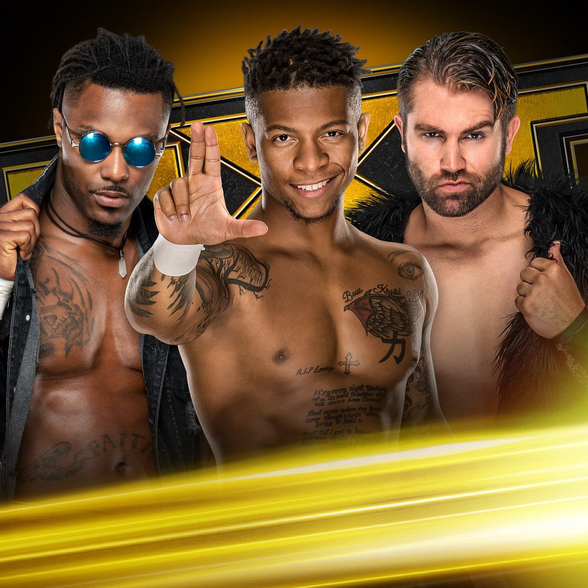 I'm so Excited for this Match Tonight on NXT~ #WWENXT @WWENXT @USA_Network