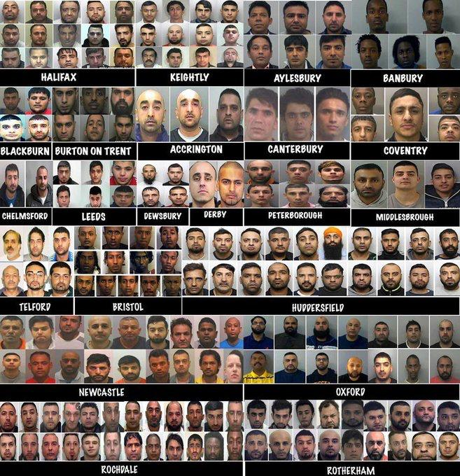 My challenge to my fellow British Muslims. This needs sorting out. How are we going to do this? Forget the Racists, the excuses, institutional failures & the media. Its time to stop these scumbags. Its the honourable thing to do. #grooming #groominggangs