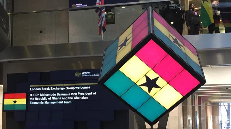 "Next week the London Stock Exchange is set to announce a new partnership with the Ghana Stock Exchange to help Ghana transition from ""frontier"" to ""emerging"" market. A great example of the deepening 🇬🇭🇬🇧partnership on financial services and the UK's commitment to #InvestinAfrica"