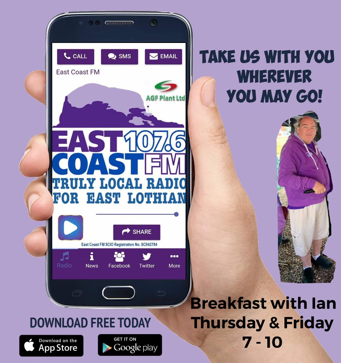 test Twitter Media - He's back on your Radio Folks.   😀😀😀😀😀😀😀🎧🎧🎧🎧🎧  Join Ian Robertson for breakfast 7 - 10 this Thursday & Friday and next Thursday & Friday also.  He will have a fantastic competition to win Oor Wullie Theatre tickets. https://t.co/LRSfMLfLEs