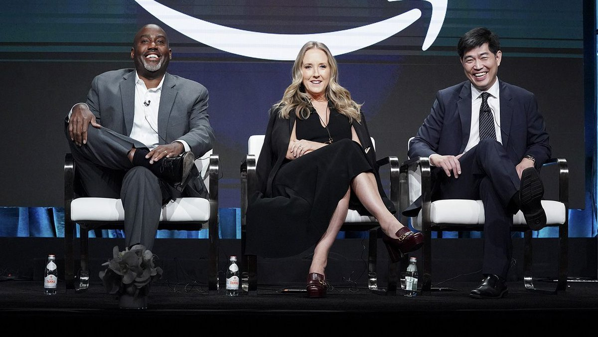"Amazon Studios' Jennifer Salke Touts ""Increased Appetite"" for Global TV Strategy   Hollywood Reporter   #amazonstudios #jennifersalke #global #strategy #business #tv #tvnews"