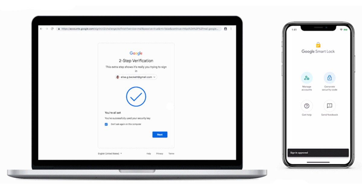 Google makes it easier to sign up for advanced hacking protection