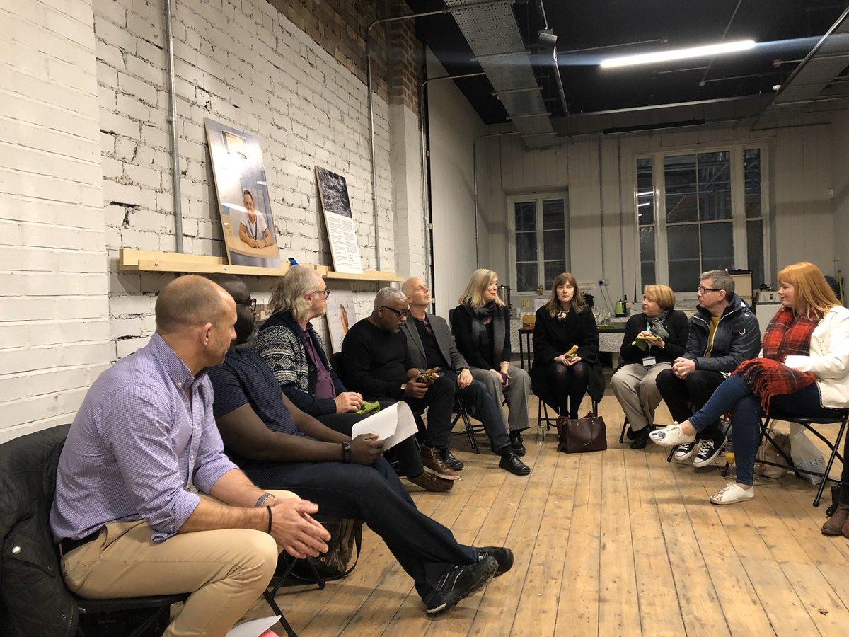 #Provoke15 mental health and well-being, interesting conversation bringing people together #nottinghamtogether @RenewalTrust https://t.co/Gj17iLlyrm