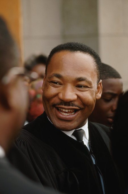 Happy Birthday   Martin Luther King Jr. & Regina King & Kellita Smith