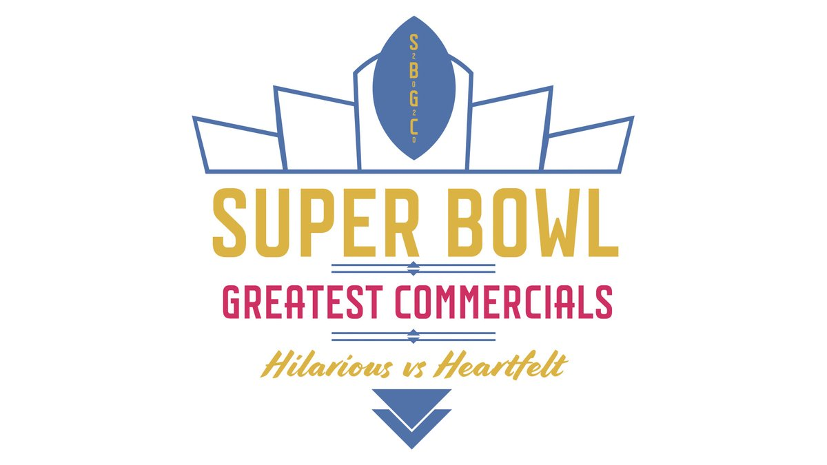 Are you for @DanielaRuah's hilarious commercials or @7BOOMERESIASON's heartfelt commercials? Vote for YOUR faves in the Super Bowl Greatest Commercials 2020 then watch the interactive countdown special LIVE Monday 1/27 at 9/8c on CBS and @CBSAllAccess. http://bit.ly/SBGCvote