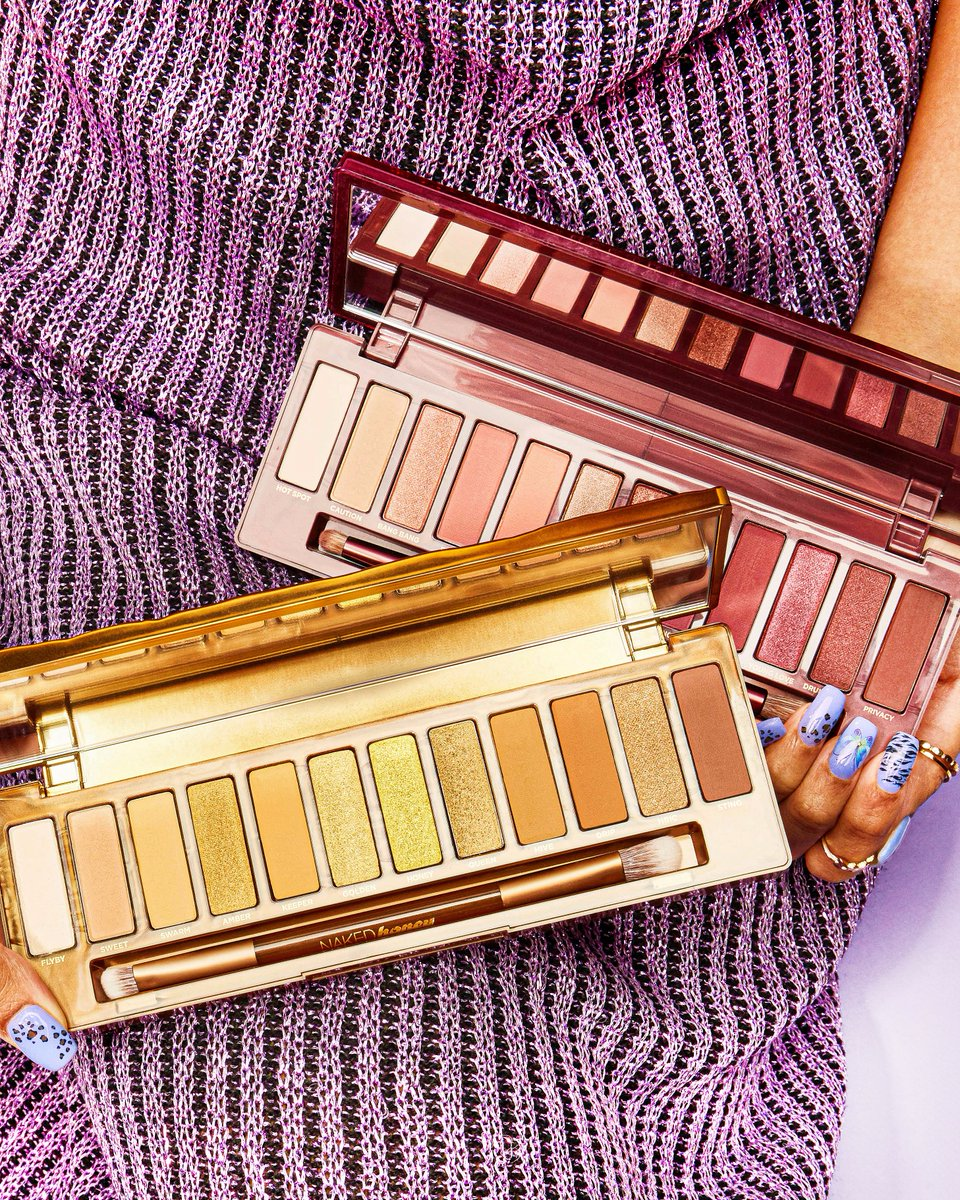 RT for Naked Cherry and reply for Naked Honey. Trying to prove a point. #PrettyDifferent #UrbanDecay #NakedCherry #NakedHoney