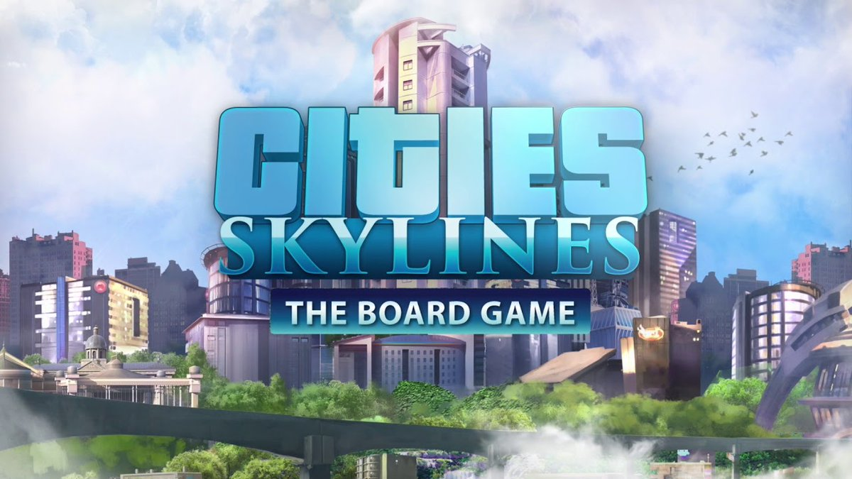 Join me tomorrow for another demo of Cities Skylines: The Board Game at @RedRaccoonGames in Bloomington, IL. I'll be there showing off this great co-op game by Kosmos from 5:30pm-8:30pm. Build the city of your dreams with this awesome puzzle. @DexEnvoy https://t.co/0aq2w823HF