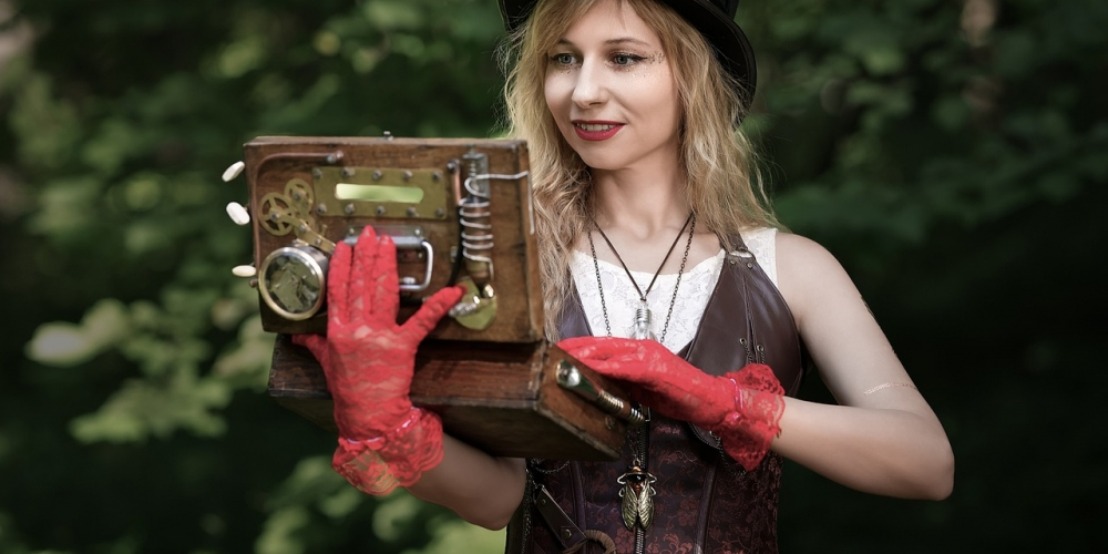#steampunk #festival #parabank https://t.co/L0slI48snl - Just look, that`s outstanding!
