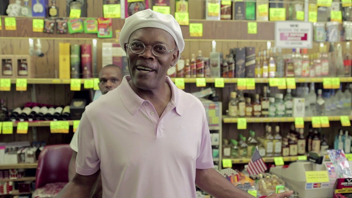 Here's an idea: If Samuel L. Jackson is in the movie, maybe your kid shouldn't see it! https://www.funnyordie.com/2013/9/17/17718516/everything-is-samuel-l-jackson-s-fault…