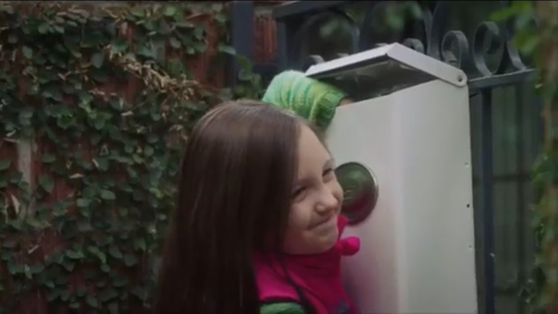 Not today Sofia... still from the award winning film Delivering Christmas #ccking #yaa2018 #yea2018 #bestleadingactress #deliveringchristmas #lifetimetvmovie #awardwinningactress #youngartistacademy #youngentertainerawards #blessedandgrateful <br>http://pic.twitter.com/FesZsC2gts