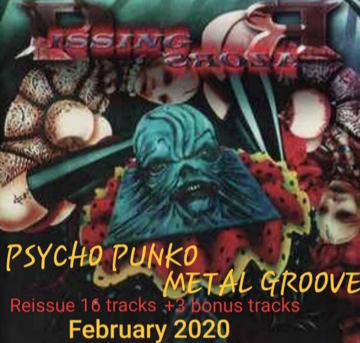 It's coming your way....Get ready Mother Truckers! #pissingrazors #psychopunkometalgroove #reissue #limited #bonustracks #packagedeal #preorder #oldschoolcdpic.twitter.com/2fOGsihbEf