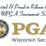 Image for the Tweet beginning: The 2020 Wisconsin PGA Tournament