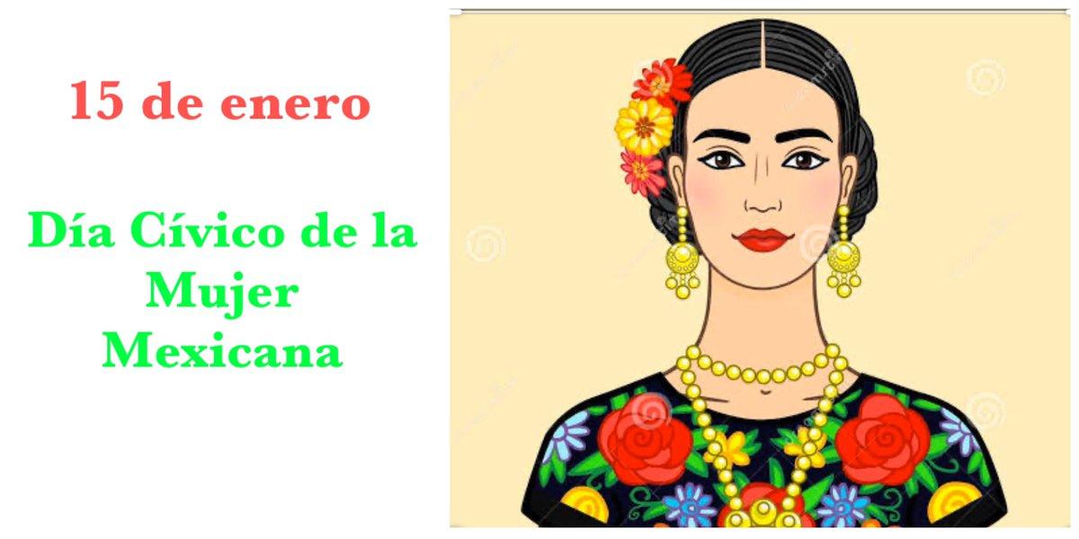 #Efemeride  Día Cívico de la #mujermexicana. Con datos del @INEGI_INFORMA residen 125 millones de personas, de la cuales 51.1% son #Mujeres #15deEnero #mexicanaspic.twitter.com/tC2EOJybbP – at Centro De Estudios Para El Logro De La Igualdad De Genero