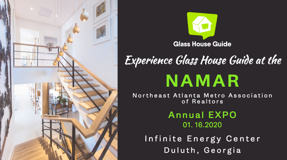 Meet the Glass House Guide team and experience a demo at the NAMAR 2020 EXPO in Duluth, GA - Infinite Energy Center - January 16th #realtorlife #atlantarealestate #georgiarealestate #namar  @NEAtlMetroAssocpic.twitter.com/A0hweTUjcH