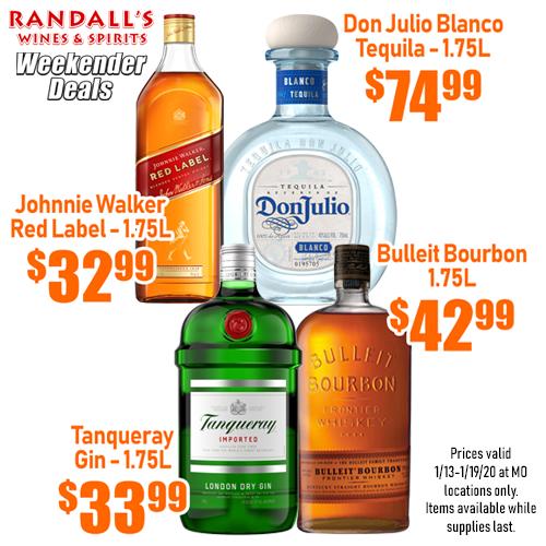 HUGE 1.75L VIP Sale Going On! #whiskeytime #whiskeylover #whiskeylife #whiskeynerd #bourbontime #bourbonlover #bourbonwhiskey #johnniewalker #johnniewalkerred #scotchlover #scotchwhisky #blendedscotch #donjuliotequila #blancotequila #tanqueraygin #bulleitbourbon<br>http://pic.twitter.com/kpsujj4Iyv