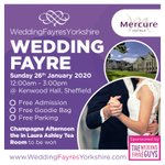 Image for the Tweet beginning: Wedding fayre alert @kenwood_hall 26th