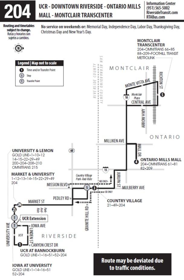 UCR Transportation Services (@UCRTAPS) | Twitter