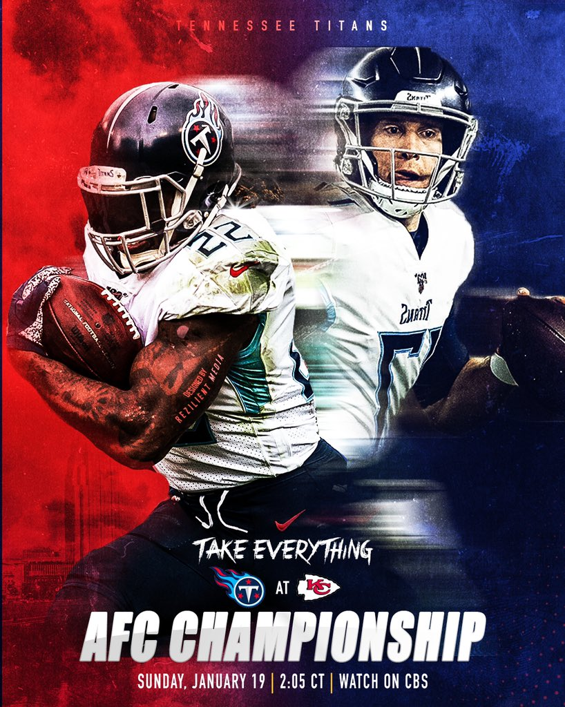 I created these posters for my @Titans ! Let me know what you think, it would be great if the team saw these and used them! Retweet and Like!#TitanUp #TakeEverything
