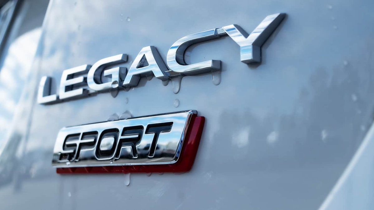 The Subaru Legacy Sport Brings comfort and versatility making it our #caroftheweek pic.twitter.com/URk7Wy8orD