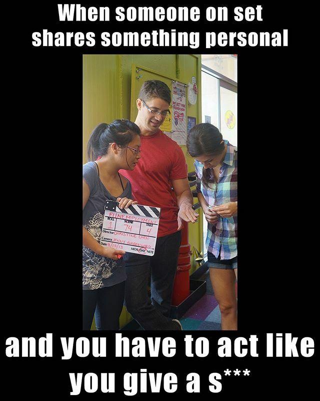 Why not grab a copy of Get Reelisms for those awkward set moments?  Visit http://getreelisms.com to get a copy!  #filmcrew #film #filmmaker #filmmaking #filming #filmproduction #filmmakers #filmmakinglife #filmschool #movie #movies #productionlife #prod… https://ift.tt/3aa2Rjcpic.twitter.com/2v3WrIIgyc