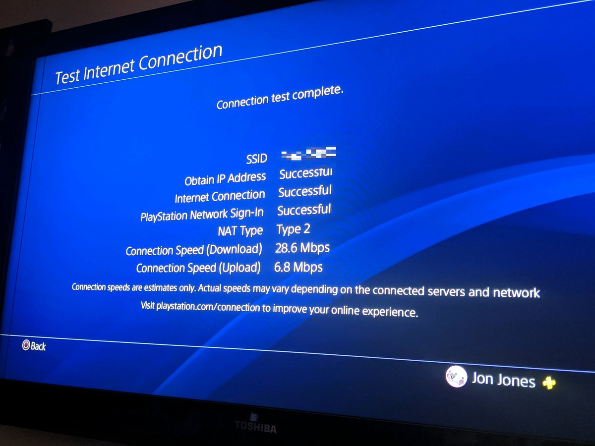 Jon Jones On Twitter My Ps4 Can T Even Detect My 5g Hotspot D It Only Shows 3 To 5 Wifi Hotspots At A Time