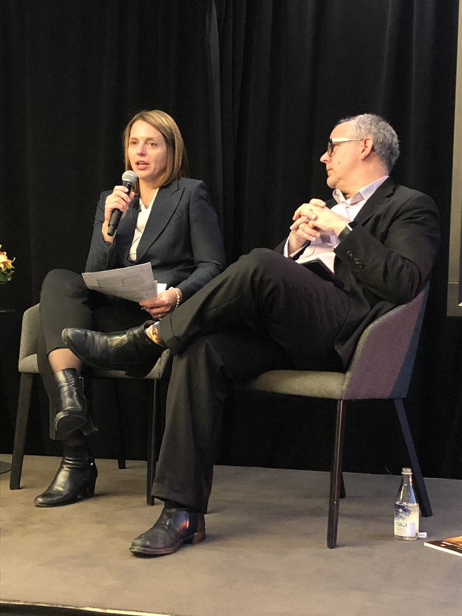 Why don't companies act more decisively on #climate? One reason is still fiduciary duty - how to square it with their obligation to shareholders. Barb Zvan of @OtppInfo chats with @AntonyMCurrie at #bvpredicts #canada @Breakingviews